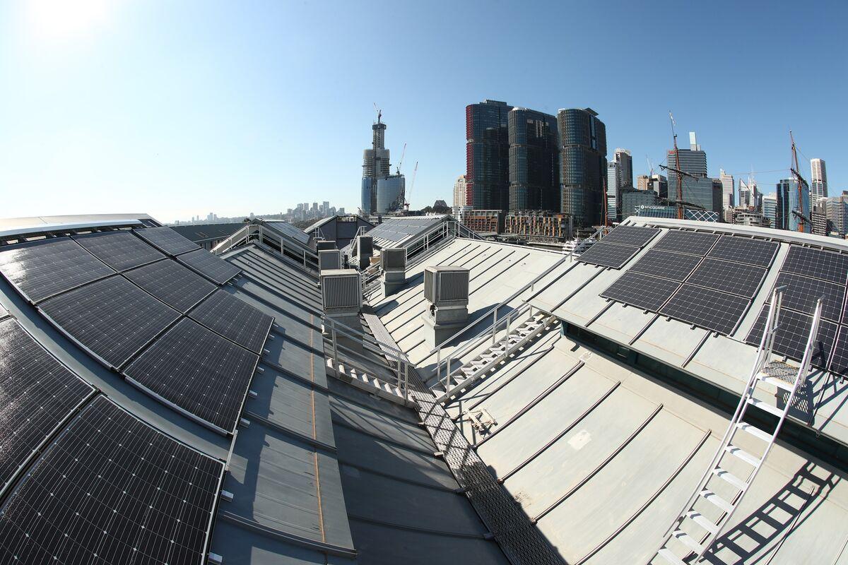 Australians Love Rooftop Panels. That's a Problem for Big Solar