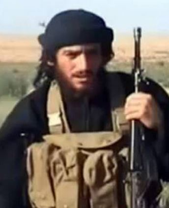 Abu Mohammed al-Adnani.