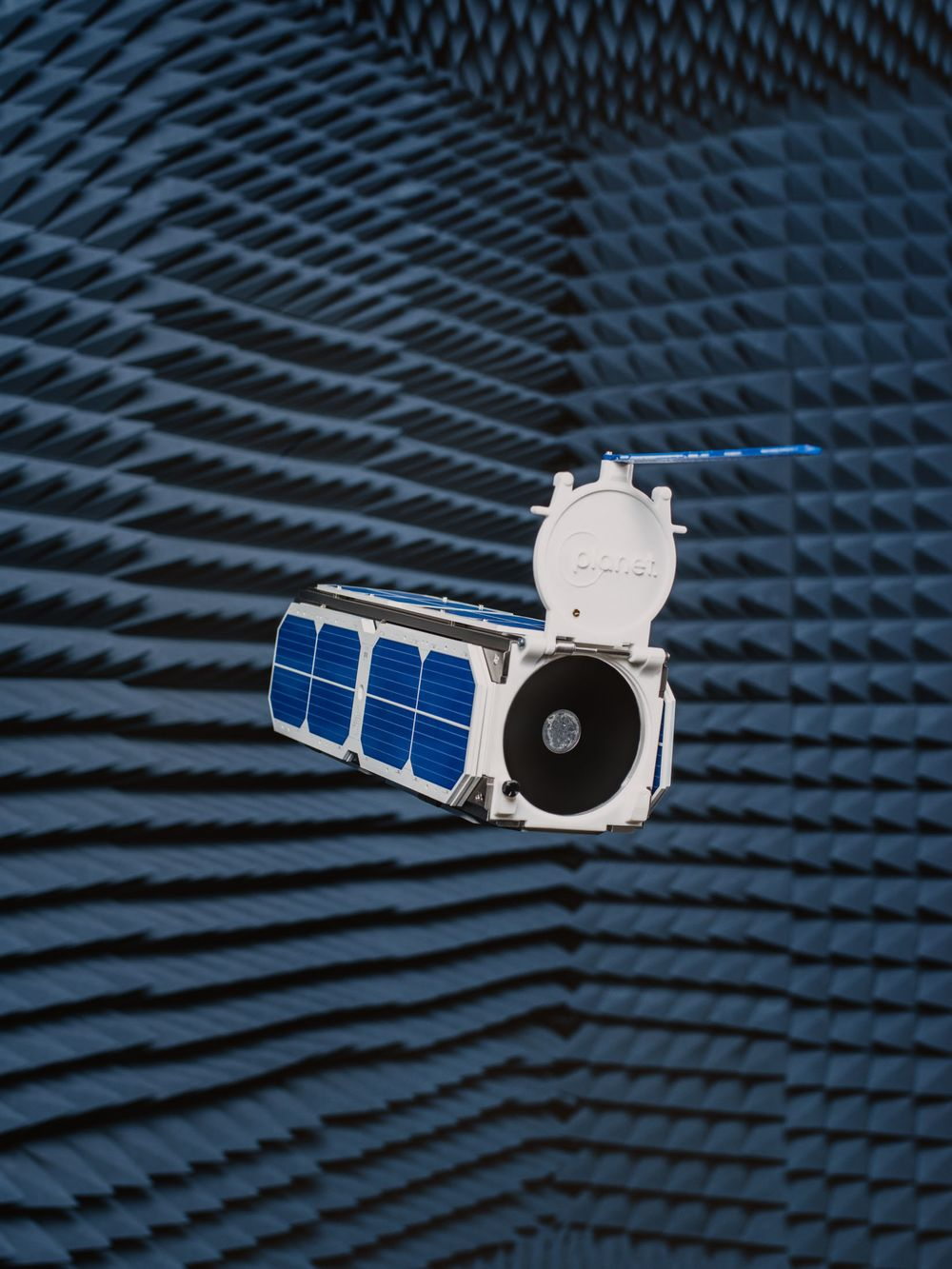 The Tiny Satellites Ushering in the New Space Revolution - Bloomberg