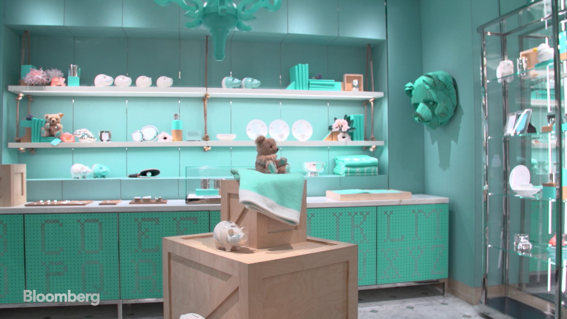 5c77d3f075 The Transformation of Tiffany s Flagship Store – Bloomberg