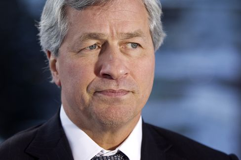 JP Morgan Chase & Co. CEO Jamie Dimon