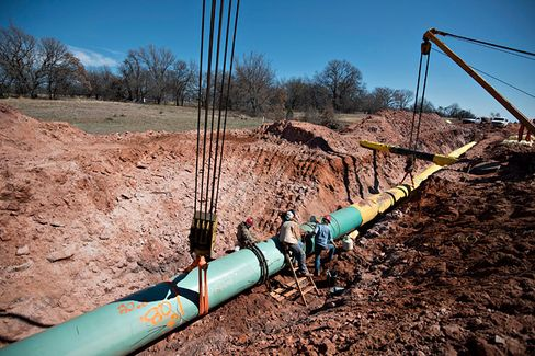 A Keystone Pipeline That's Ready to Roll