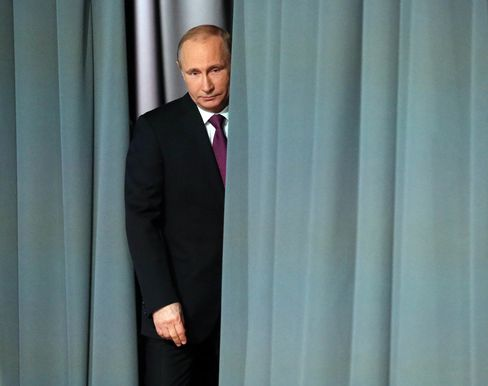 Russian President Vladimir Putin Addresses The Nation Amid Growing Concerns Of A Financial Crisis