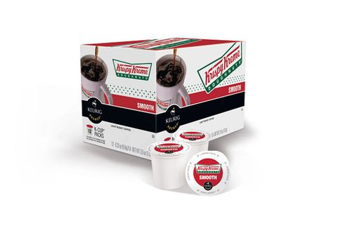 Everyone Wants to Be in K-Cups, Even Coffee Laggards Like Krispy Kreme
