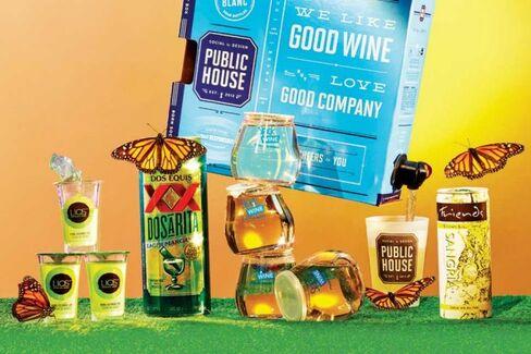 Portable Drinks: Five Tasty Innovations