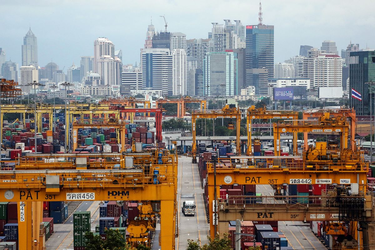 EU Says Restarting Free-Trade Talks With Thailand Will Take Time