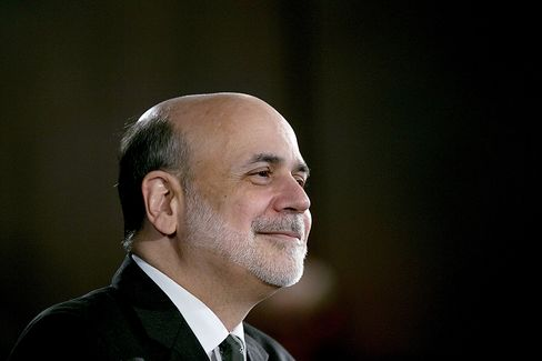 Bond Buyers See No 1994 as Bernanke Clarity Tops Greenspan