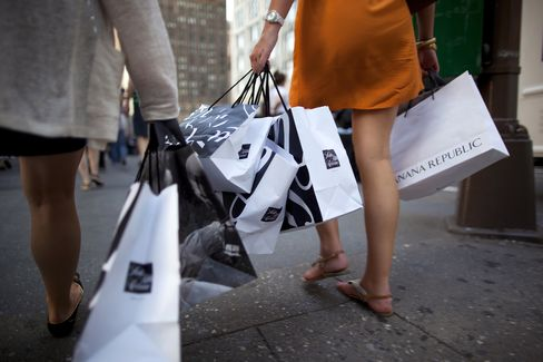 Consumer Spending, Wage Gains in U.S. Probably Slowed