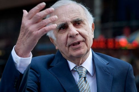 Carl Icahn Responds to Reports of Insider-Trading Investigation