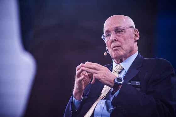 TPG Raises $5.4 Billion for Climate Fund Chaired by Hank Paulson
