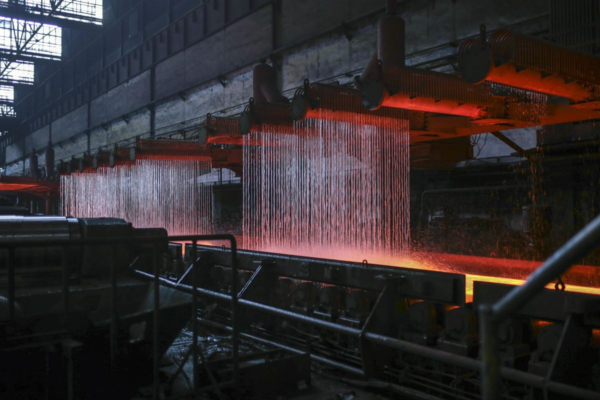 'Gas Warrior' Seeks to Convert India Steel Mills to Spur Use