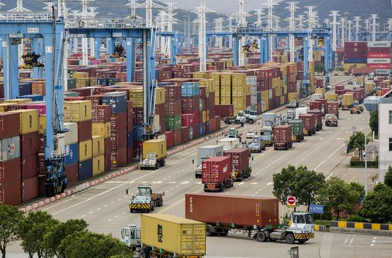 China Reopens Terminal at World's Third-Busiest Port