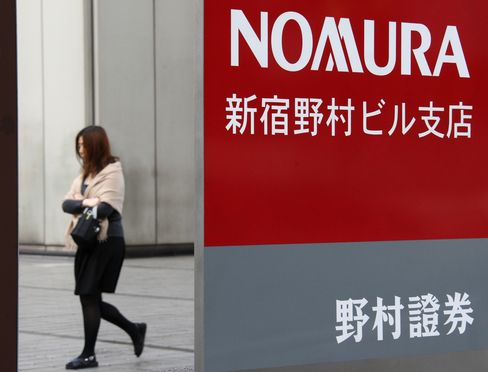Nomura to Triple Investment Bank Leaders in Americas