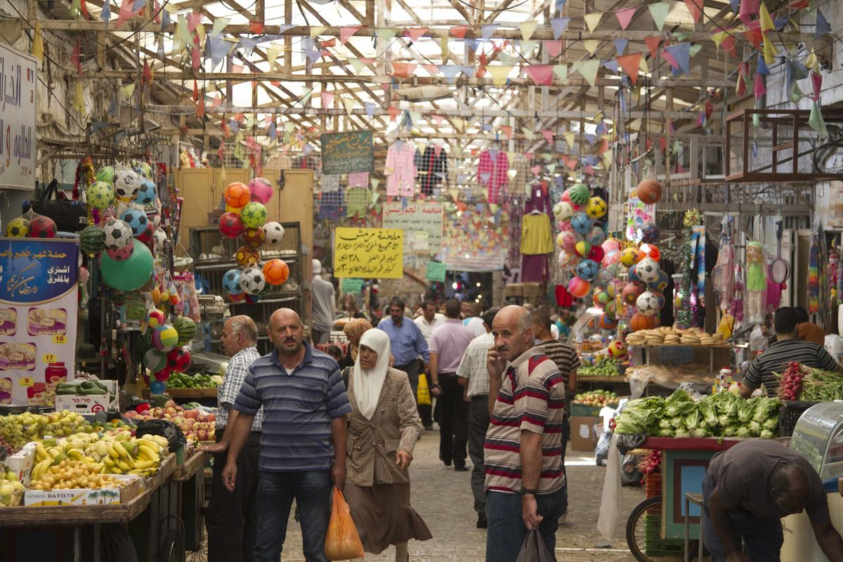 Liquidity Crisis Weighs on Palestinian Economy, World Bank Says