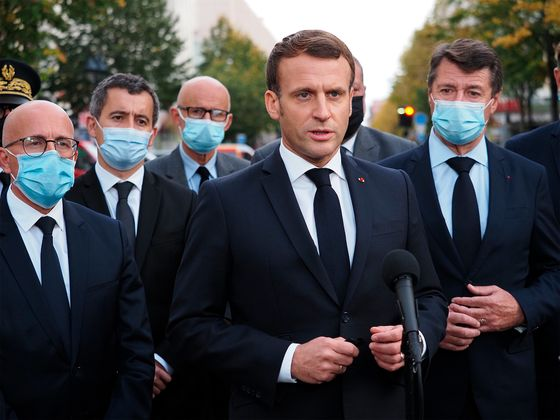 Macron Steals Right's Thunder on Fight Against Radical Islam