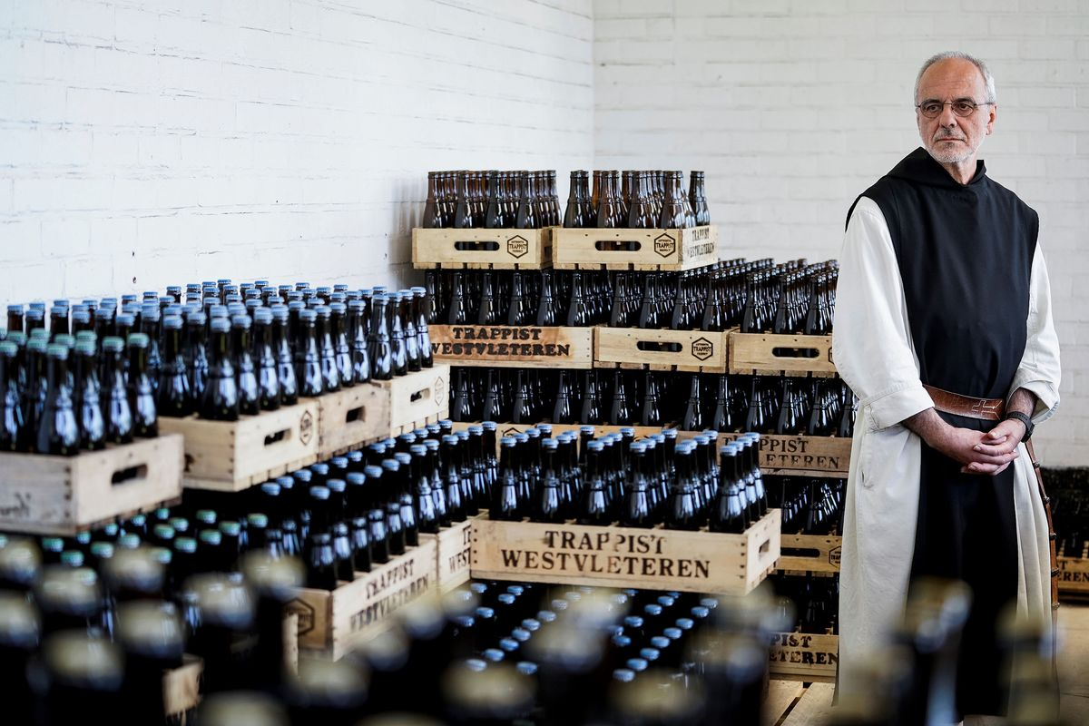 Demand for Belgian Trappist Ale Soars After Coronavirus Lockdown