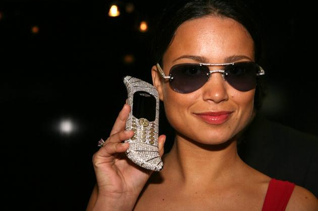 €1 million luxury phone (2006)