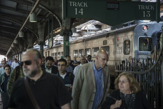 This Week Has Been a Nightmare for New Jersey Transit Users