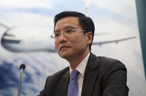 Incoming Cathay CEO Ivan Chu