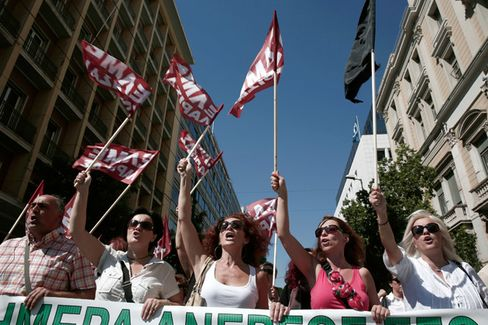 Greece's Financial Woes Are Far From Over