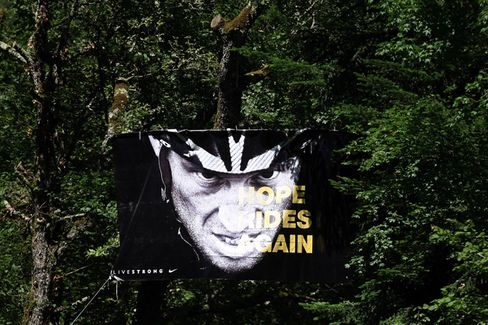 Lance Armstrong Gets the Paterno Treatment at Nike HQ