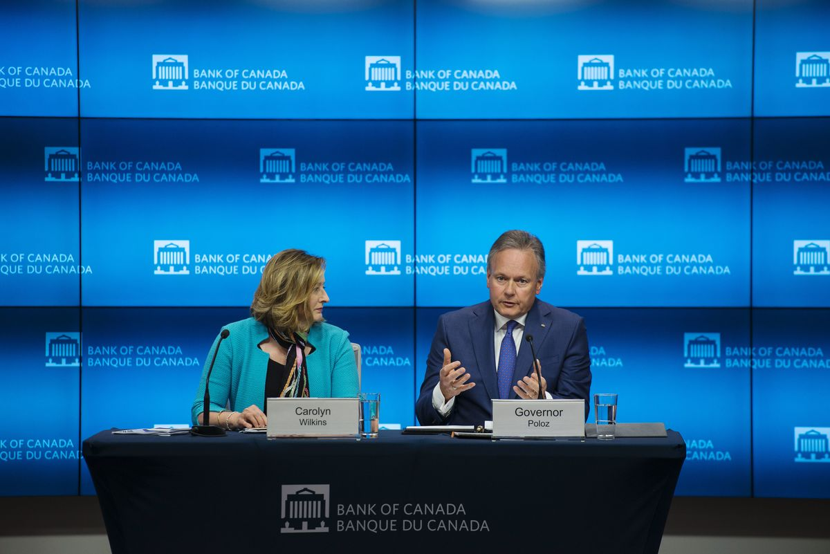 Race to Run Bank of Canada Begins With Poloz Bowing Out in June