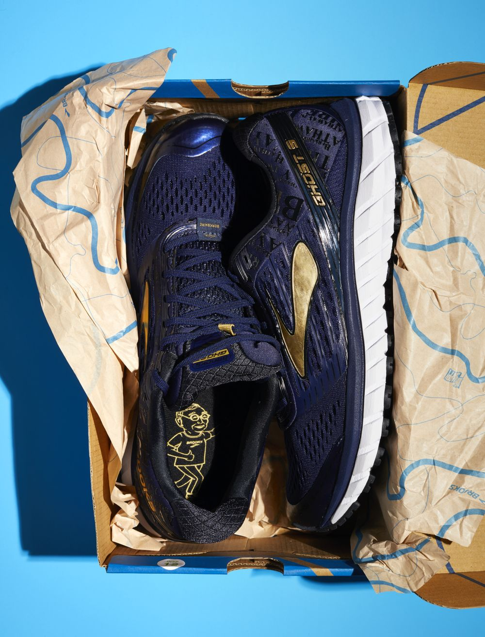 bc60972a9c4 Why Brooks Needs Runners Who Hate to Run - Bloomberg