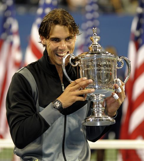 Nadal Challenges Federer in Endorsements