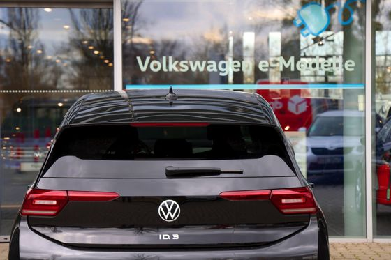 VW CEO's Embrace of Elon Musk's Playbook Sends Stock Soaring