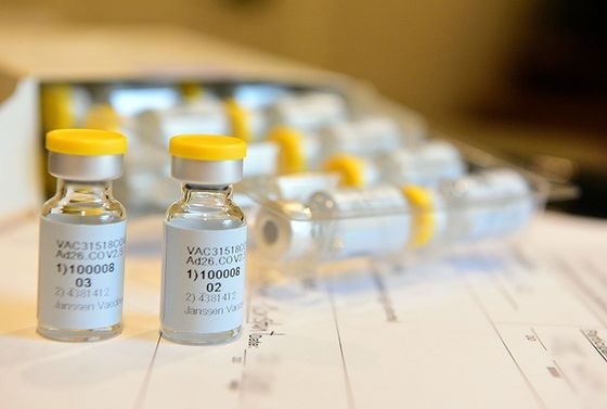 J&J Plans to Submit South African Vaccine Trial Data