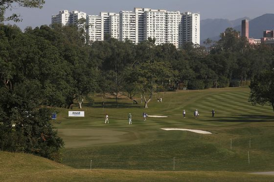 In Hong Kong Bankruptcy Case, Rare Golf Club Memberships on Sale