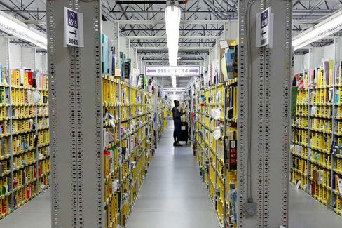 Caught in the Middle of Amazon's Spat With Hachette
