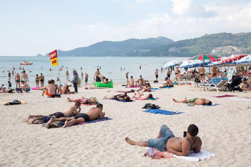 Tourist Economy as Thai Junta Chief May Rally Allies to Keep Power