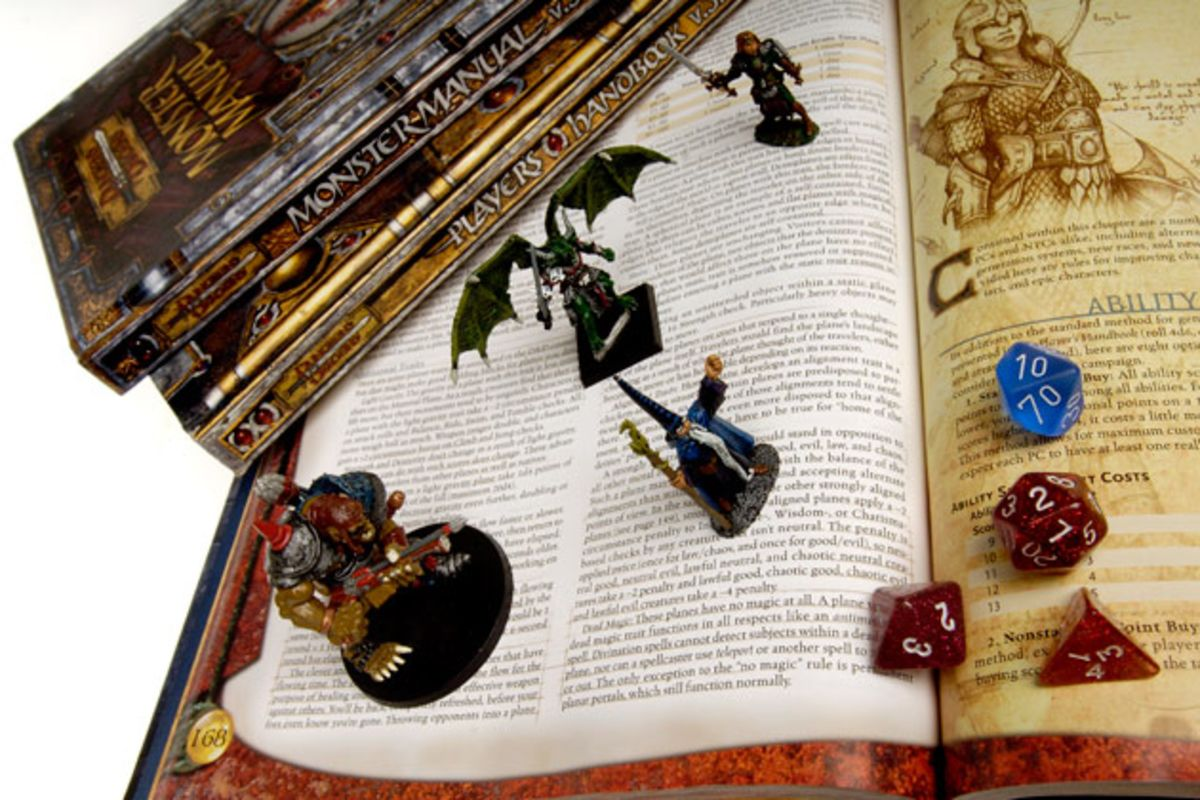 D&D's Return: From Dungeon Master to Webmaster