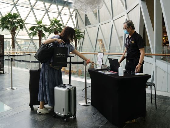 Singapore Opens Quarantine-Free Entry From U.S, U.K, Others