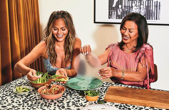 Chrissy Teigen's Mom Turns Up the Flavor on Tea Sandwiches