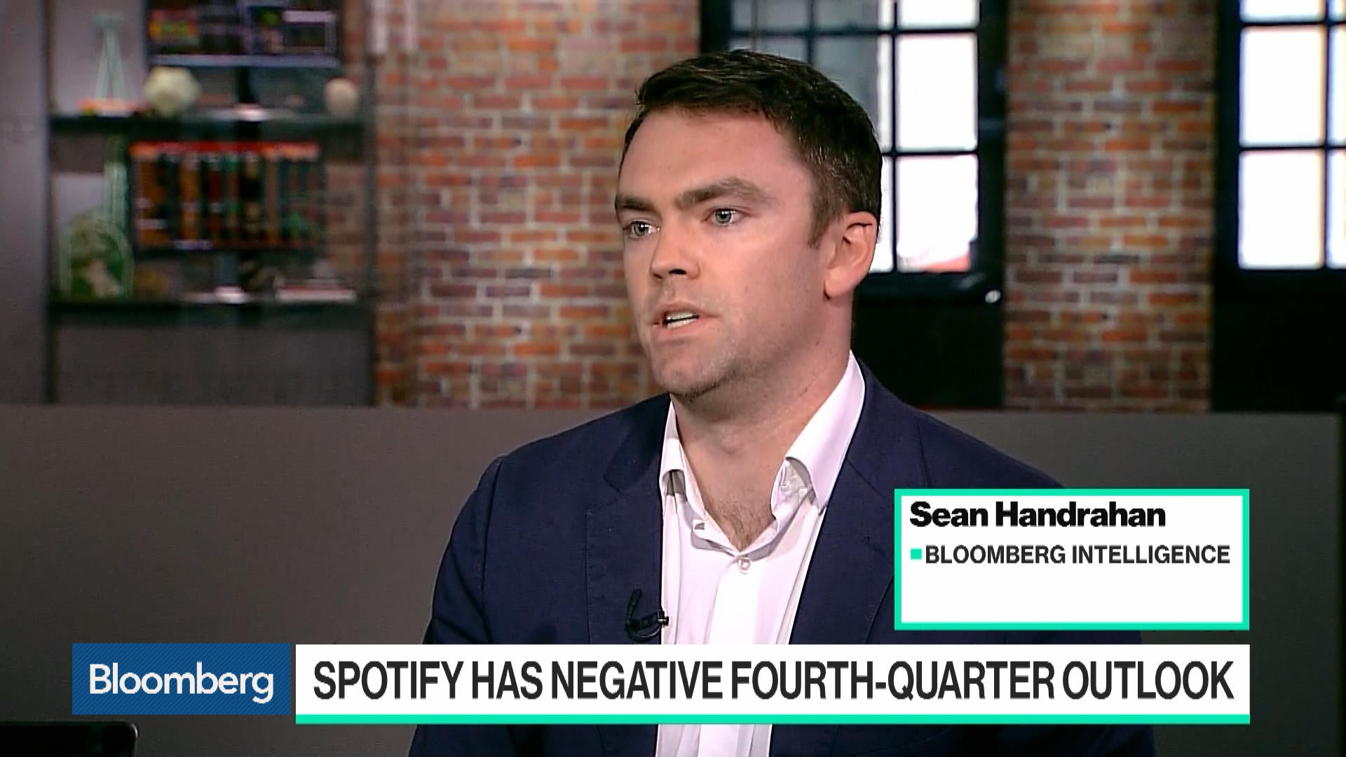 SPOT:New York Stock Quote - Spotify Technology SA
