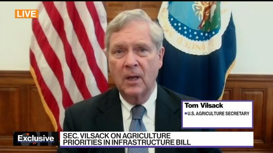Biden Agriculture Chief Predicts Moderation in Food Inflation