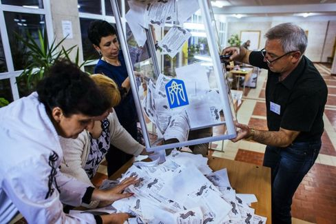 Eastern Ukraine Votes for Independence. Now What?