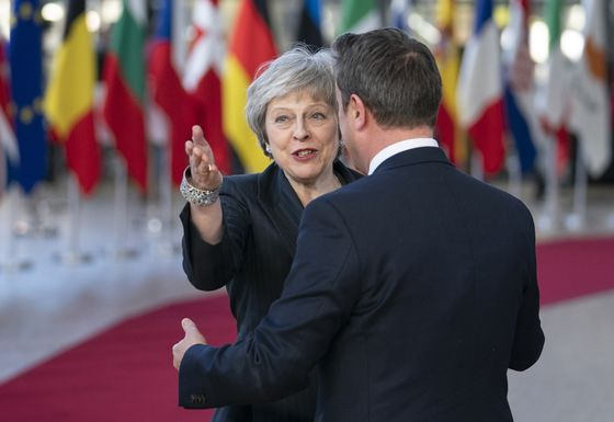 May Plays Down Hopes of Brexit Breakthrough: EU Summit Update