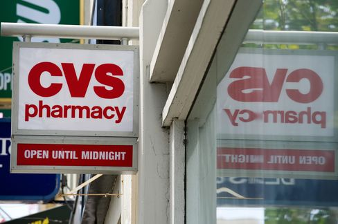 CVS Jumps After Forecasting Profit That Tops Analysts' Estimates