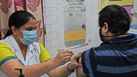 India Boosting Vaccination to Prevent Another Wave of Infections