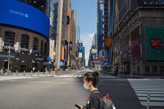 NYC Holds Allure for 2020 Graduates With Dreams of Big-City Life