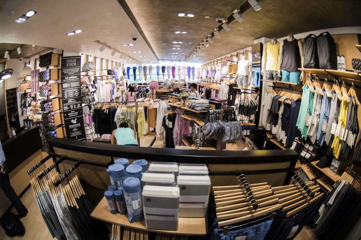Lululemon to Take On Nike, Adidas as It Branches Out Into Shoes