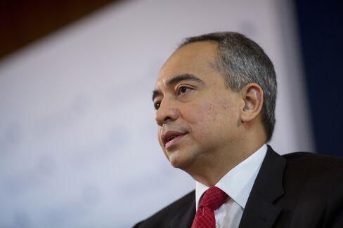 CIMB CEO Nazir Razak