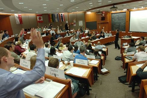 Harvard Business School Students to the Times: You Got It Wrong