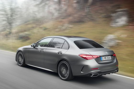 Mercedes Bolsters C-Class With Better Battery to Withstand SUVs