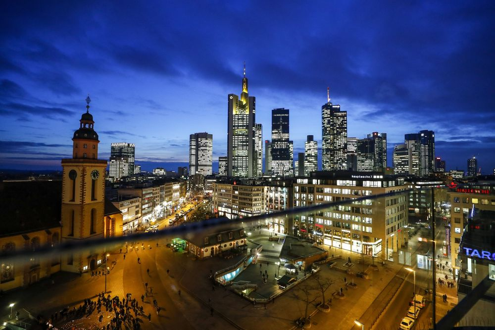 Germany Lifts Economic Outlook, But Says Better Is Needed - Bloomberg