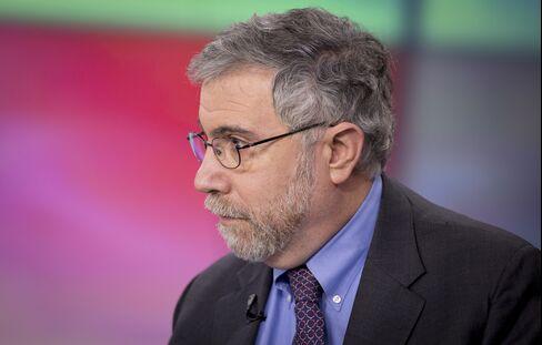 Nobel Laureate Paul Krugman