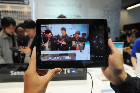 Apple Presses for Galaxy 10.1 Ban in Australia